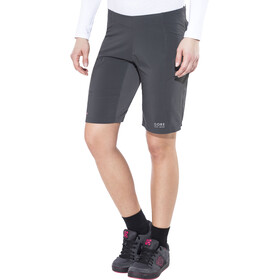 GORE BIKE WEAR Power Trail Shorts Lady raven brown/black